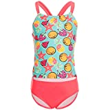 DUSISHIDAN Girls Swimwear Cross Back Bikini Set with Swim Bottom Bathing Suit