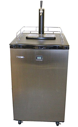 Versonel Stainless Temp Kegerator Beer Meister product image