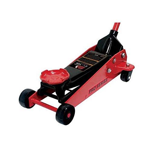 Torin Big Red Pro Series Hydraulic Floor Jack: Single Piston Pump, 2.75 Ton Capacity