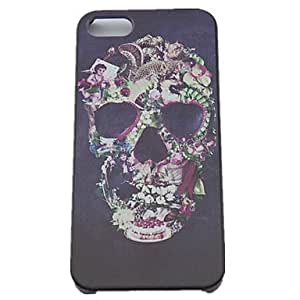 NEW Skull-Shaped Design Hard for iPhone5/5S