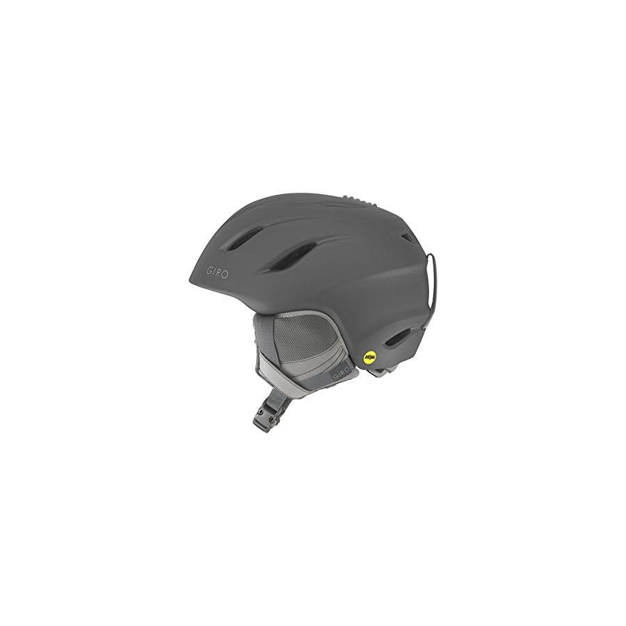 Giro Era MIPS Womens Snow Helmet Matte Titanium MD 55.5–59cm