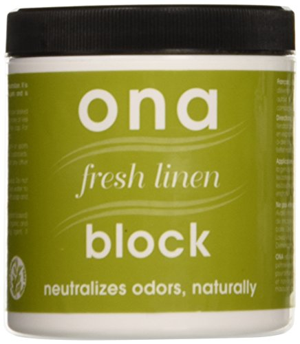 Ona Block Fresh Linen, 6 Ounce