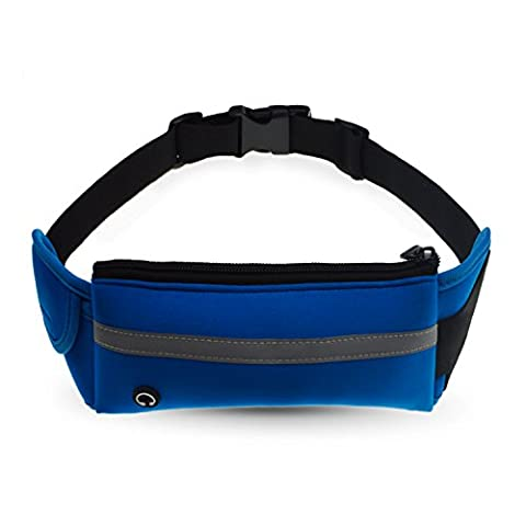 Refoss Running Waist Pack, Water Resistant Fanny Pack, Expandable Sport