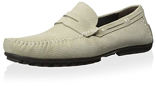 Bacco Bucci Mens Mirna Casual Oxford Taupe
