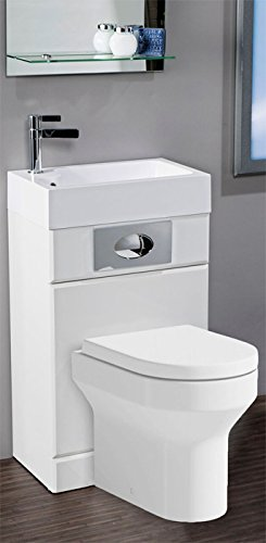 Delicieux Futura Space Saving Toilet And Basin Pack