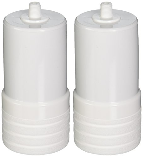 Aqua-Sinless AP217 4629002 Under Sink Replacement Filter Cartridge (Pack of 2)