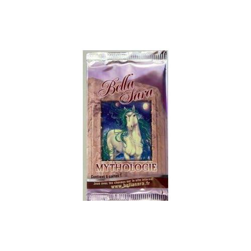Asmodée BSMY02 - Jeu de cartes à jouer et à collectionner - Booster Bella Sara Mythologie