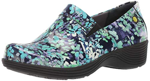 Dansko Women's Coral Shoe, Meadow Patent, 41 M EU (10.5-11 US) (Dansko Shoes Professional)
