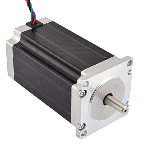 Low Current Nema 23 CNC Stepper Motor 1.8A 340oz.in/2.4Nm CNC Mill Lathe Router by STEPPERONLINE (Image #3)