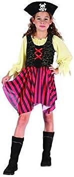 P tit payaso disfraz niño pirata niña – , Multicolor: Amazon.es ...