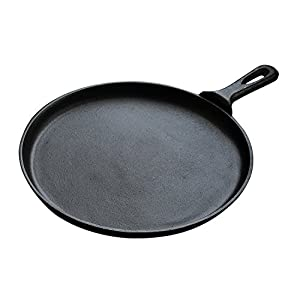 Ewei's Homeware 10.5 inch Pre Seasoned Cast Iron Skillet Pan