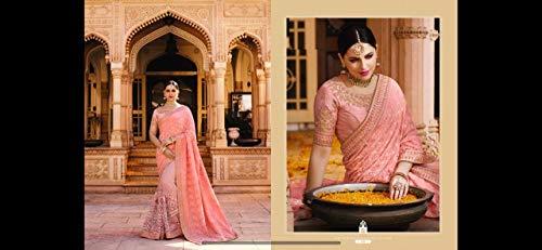del Donne Vestono Si Etniche Progettista 100 Nozze Le Bollywood Originali Tradizionali di Ultime del Seta 754 Nuziali Indiano X1SwWCxd