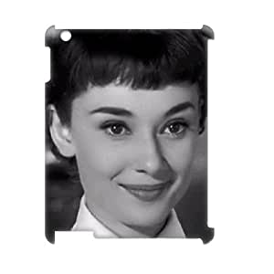 NABOAT Roman Holiday Phone 3D Case For IPad 2,3,4 [Pattern-1]
