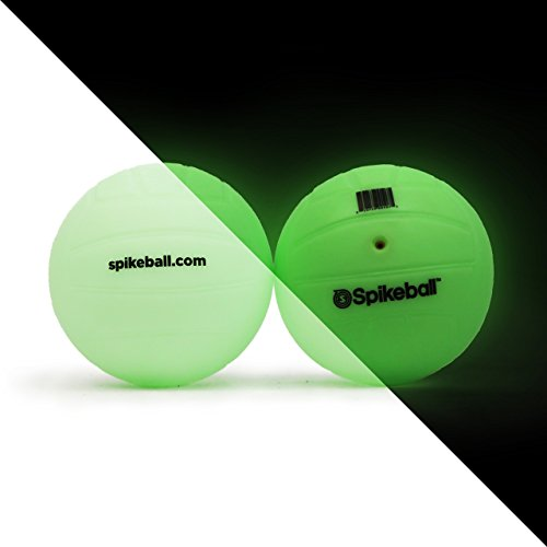 Glow Dark Spikeballs 2 Pack product image