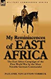 My Reminiscences of East Africa: The East Africa