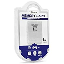 Tomee 1MB Memory Card for PS1 - PlayStation