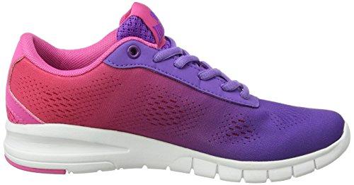 Chaussures violet Violet Lonsdale Multisport Rose Pour Plein Femmes Air Remis De rB1qZr