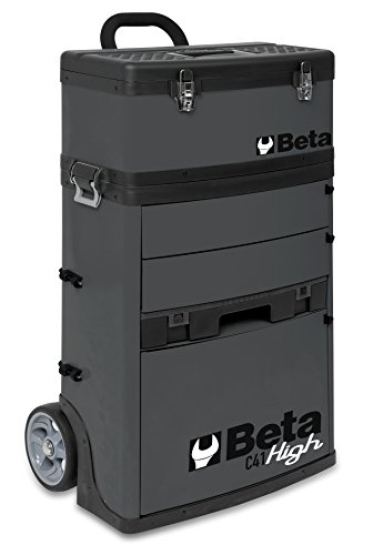 mobile tool box trolley - 6