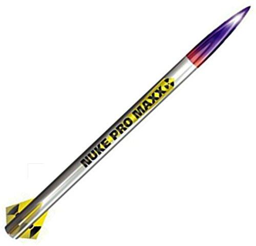LOC Precision Flying Model Rocket Kit Nuke Pro Max PK-5
