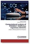 Computational analysis of STMADS11 MADS-box regulatory elements: analysis underlying expression divergence