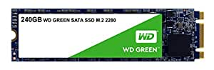 Western Digital WDS240G2G0B WD Green 240GB Internal SSD M.2 SATA