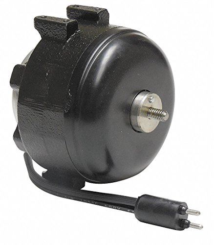 EM&S 1/84 HP Unit Bearing Motor, Shaded Pole, 1500 Nameplate RPM,115 Voltage, Frame Non-Standard