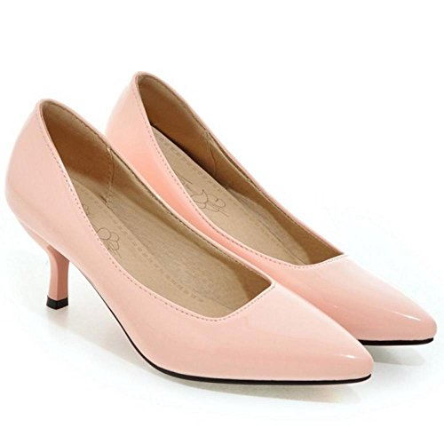 Escarpins pink Femmes Kitten RAZAMAZA Heel qXvw6nx