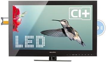 Salora 24LED6105CD LED TV - Televisor (60,96 cm (24