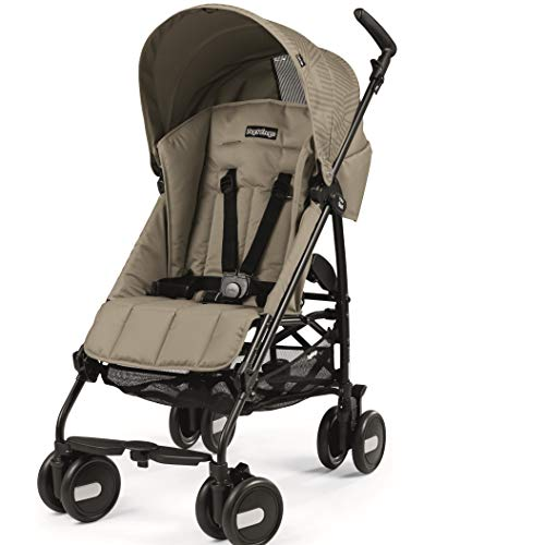 Peg Perego Pliko Mini Geo - Silla de paseo plegable, color beige