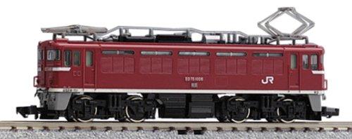 J.R. Electric Locomotive Type ED75-1000 (Early Version/Japan Freight Railway Renewed Design/New Farbe) (Model Train)