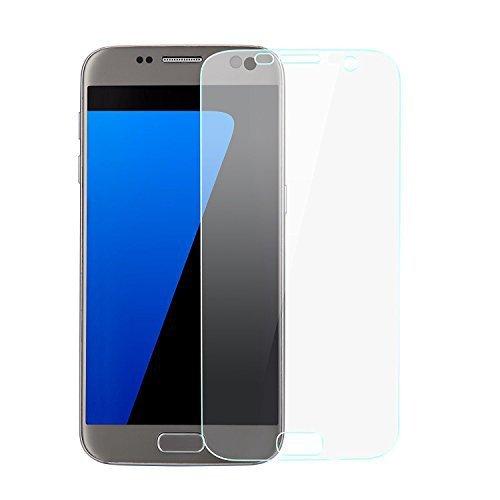 VAPIAO Screen Protector Tempered Glass Displayschutz 9H Hartglass Schutzfolie für Samsung S7 neue Version