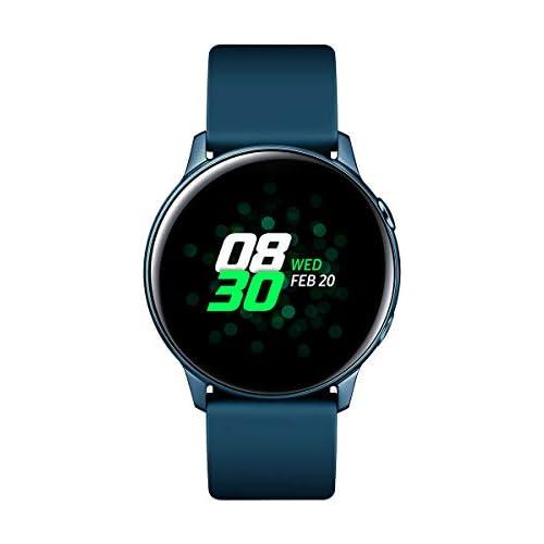 chollos oferta descuentos barato Samsung Galaxy Watch Active Smartwatch 1 1 40mm Tizen 768 MB de RAM Memoria Interna de 4 GB Color verde Versión Española