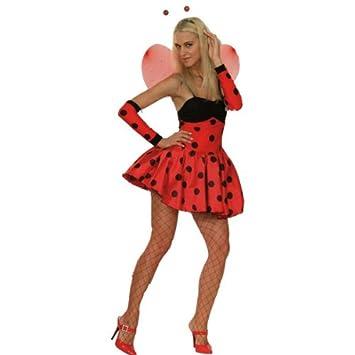 geschickte Herstellung Sonderpreis für Original Kauf Marienkäfer Kostüm, Marienkäferkostüm Kostüm Marienkäfer Damen Marienkäfer  Kostüme Größe 38/40