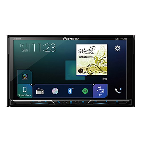 "Pioneer AVH-Z5190BT 7"" Touchscreen/BT/DVD/HD/ACP/AA Car Medi"