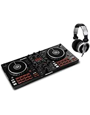 Numark Mixtrack Pro FX DJ Controller Set (2-deck DJ-controller met effectpeddels incl. DJ-hoofdtelefoon)