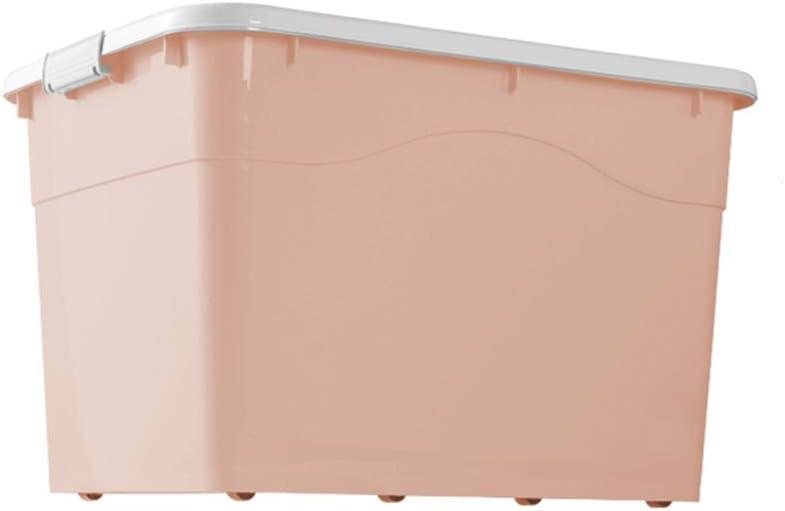 Caja De Almacenamiento Multiusos Con Tapa, De Capacidad, Plástico Polipropileno Libre De BPA, New Top Box NTB-5 - Cajas De Almacenamiento Apilables, Una Variedad De Especificaciones Y Colores Par: Amazon.es: Hogar
