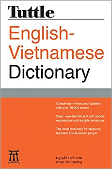Tuttle English-Vietnamese Dictionary (Tuttle Reference Dictionaries)