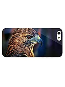 3d Full Wrap Case For Iphone 6 4.7 Inch Cover Animal Falcon40
