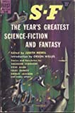 img - for S-F THE YEAR'S BEST SCIENCE FICTION AND FANTASY (#1) book / textbook / text book