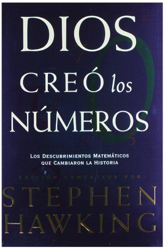 Dios creo los numeros - Hawking, Stephen