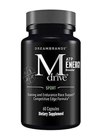 Amazon.com: mDrive ATP Active Energía Pastillas con ...