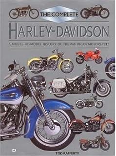 harley davidson the american motorcycle the milestone