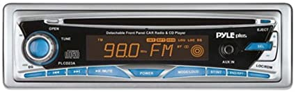 amazon com pyle plcd23a am fm mpx manual tune radio cd player with rh amazon com Pyle PT530A Pyle P3002AI