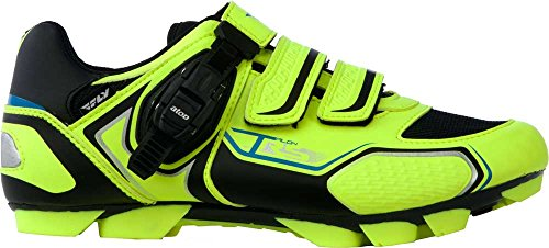 Fly Racing Mountainbike Schuhe Talon RS neon US 13 - Euro 48