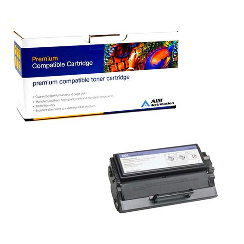 (AIM Compatible Replacement for Innovera IVR83420 Toner Cartridge (6000 Page Yield) - Compatible to IBM 28P2420 - Generic)