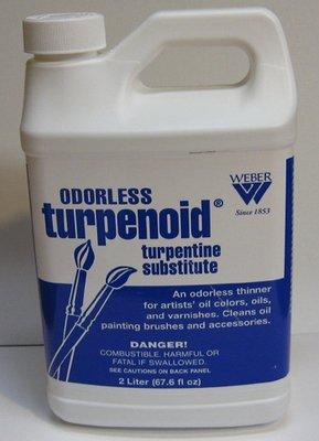 (Martinfweber 1686 Turpenoid Odorless - 2 Liter)