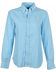 Polo Ralph Lauren Women's Sport Poplin Double Layer Shirt