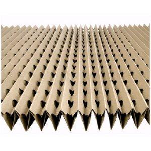 Filtre Extraction Carton Plissé 100Cm X 10 M. Max Line