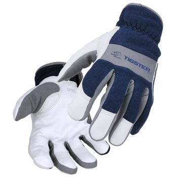 TIGster Premium Flame Resistant Snug Fit Kidskin TIG Welding Gloves - XXL
