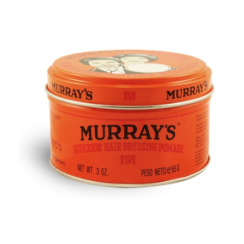 Murray's Superior Hair Dressing Pomade, 3 Ounce (Pack of 3) ()